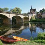 Pêche sous le pont