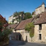 Rue du Pont: ancien lit de la Malvoisine