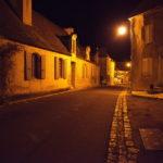Le Carroué, la nuit