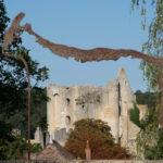 Château vu du Roc-aux-Sorciers