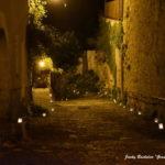 lumieres medievales, La Cueille, ancienne voie principale