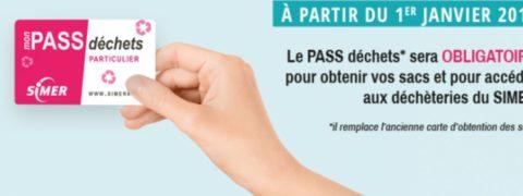 image pass déchets obligatoire