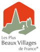 "logo ""Plus Beaux Villages de France"""
