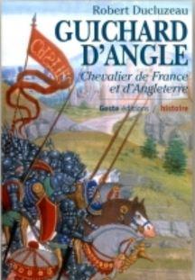 """première de couverture du livre """"Guichard d'Angle"""""""